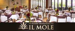 リゾートレストラン IL MOLE