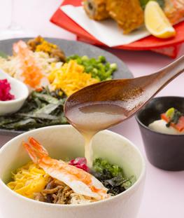 奄美の郷土料理鶏飯